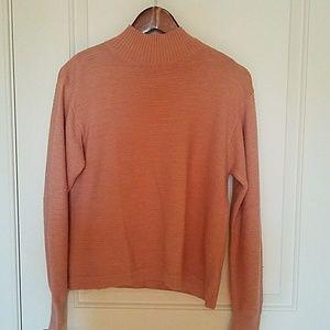 blush Topshop sweater